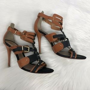 Schutz Christine Gladiator Stiletto Heels